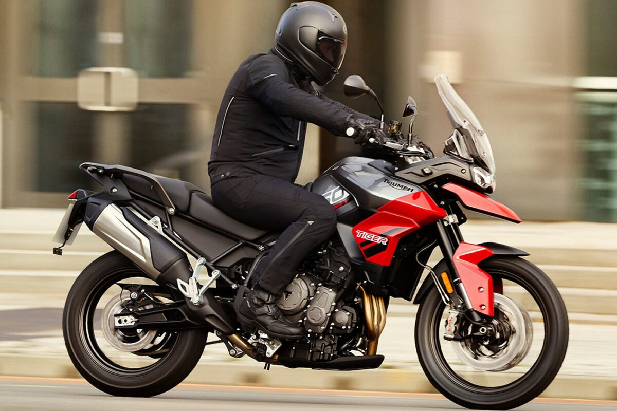 tiger 850 sport 2021