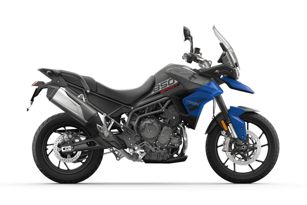 tiger 850 sport 2021 azul