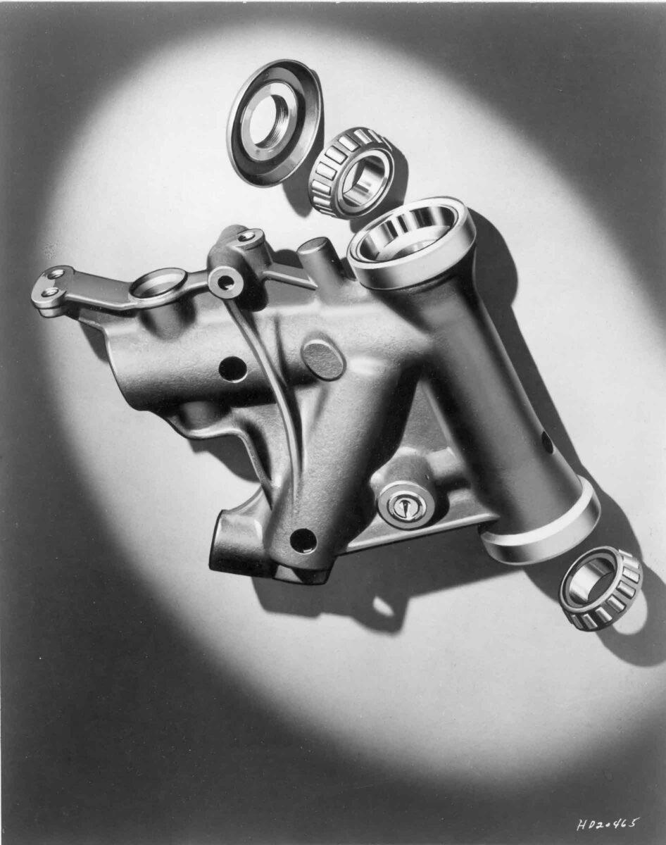 manutenção coluna direção motos