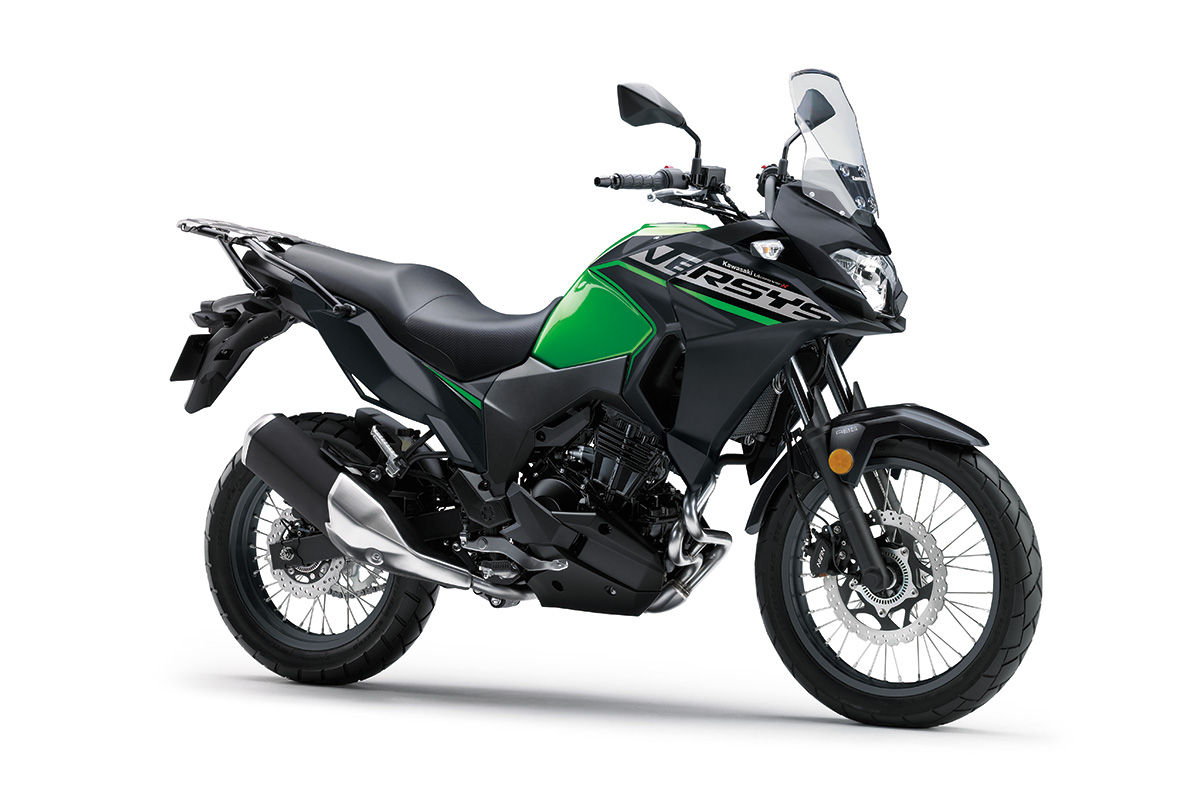 versys x-300 2021 frontal lateral direita