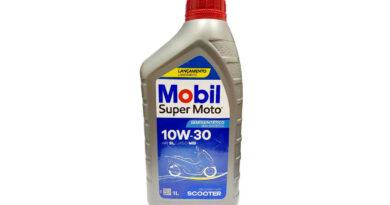 óleo mobil super moto scooter