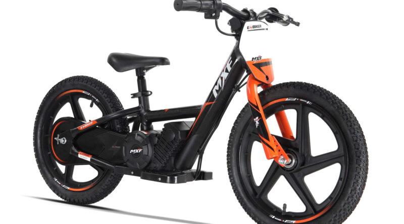 mxf bicicleta elétrica de equilíbrio e-biker