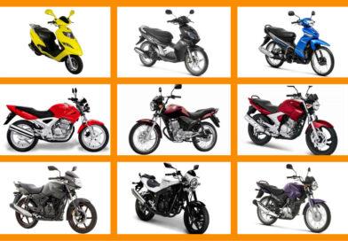 motos usadas de 5 mil em 2021