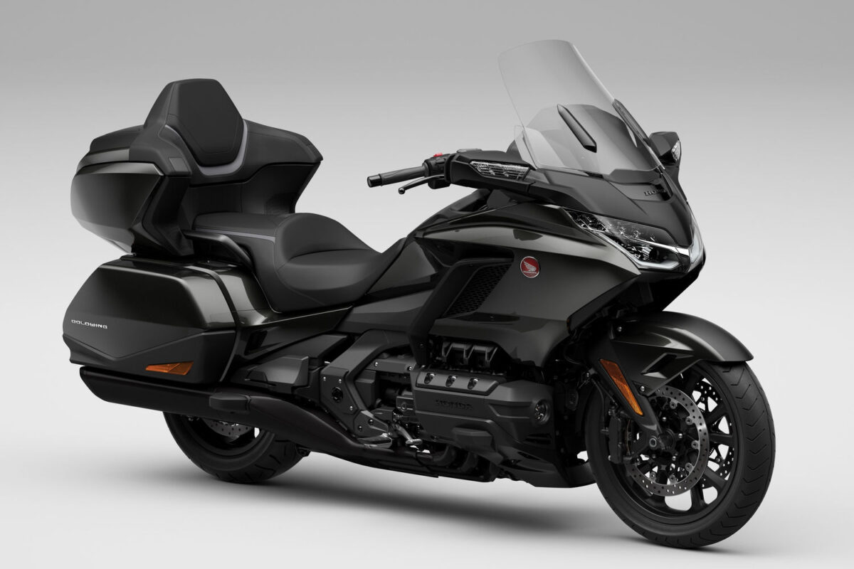 honda gold wing tour 2021