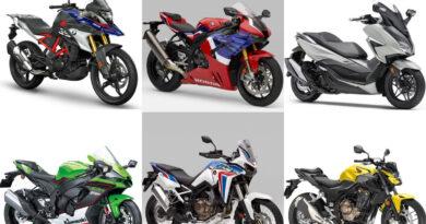 motos 2021