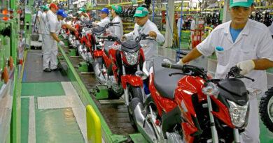 fábrica motos honda manaus