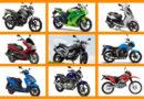 motos e scooters de 8 mil em 2021