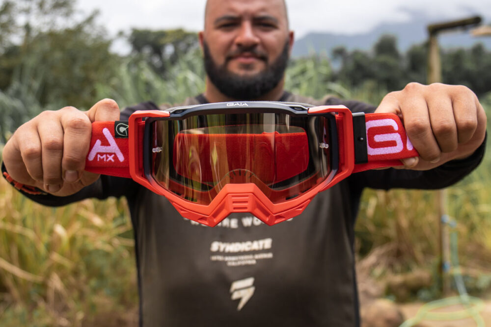 gaiamx óculos off-road