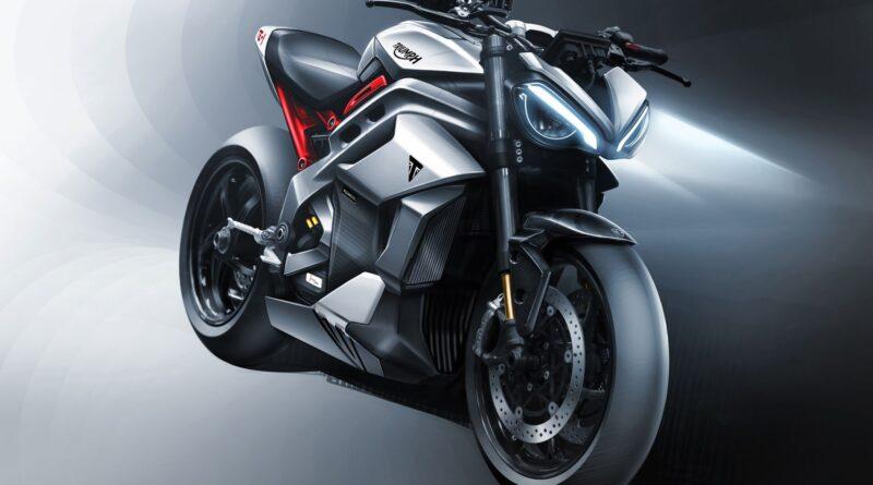 projeto triumph te-1 moto elétrica