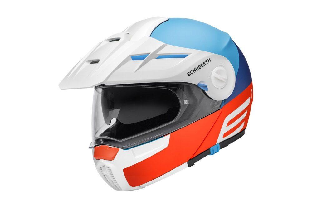 capacete schuberth e1