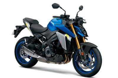 suzuki gsx-s1000 2022 azul