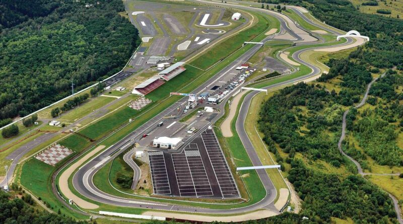 worldsbk checa autódromo most