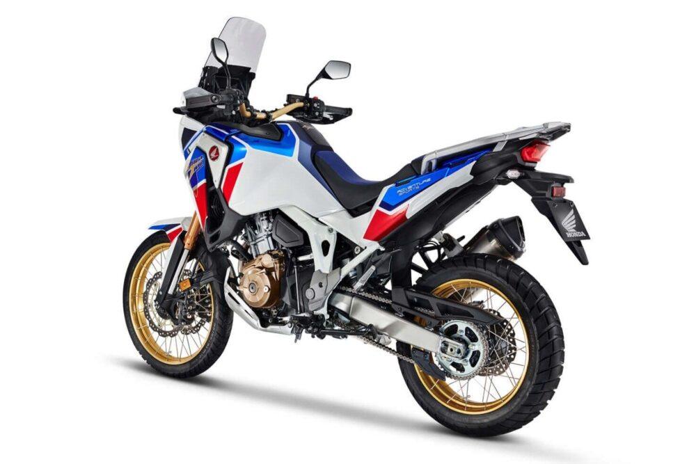 honda crf 1100l africa twin adventure sports 2021 traseira