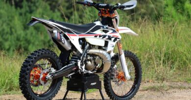 mxf 250 ts limited edition