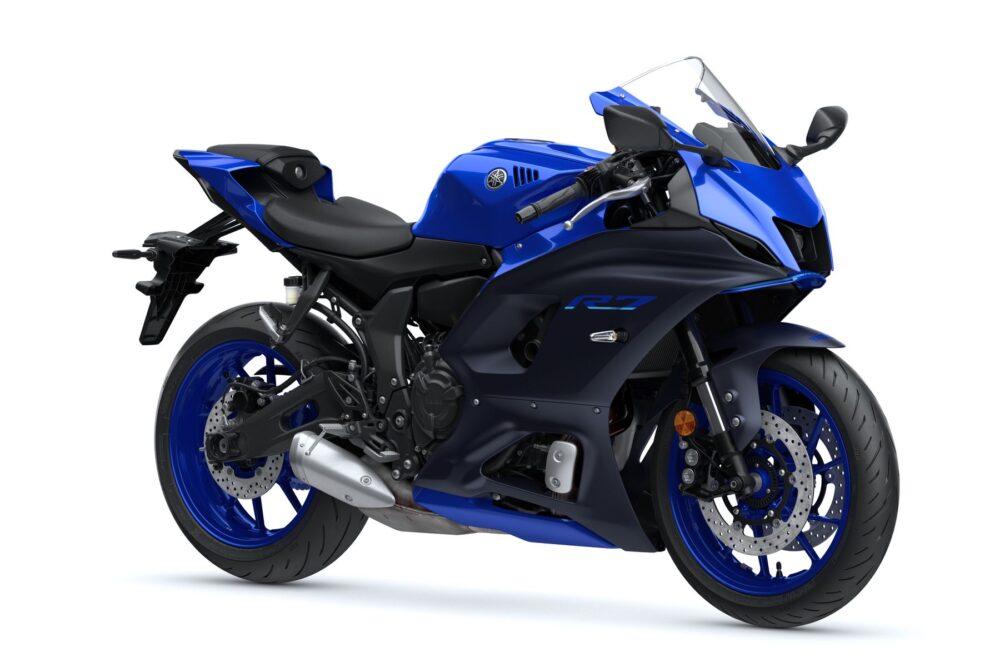 yamaha r7 2021 azul