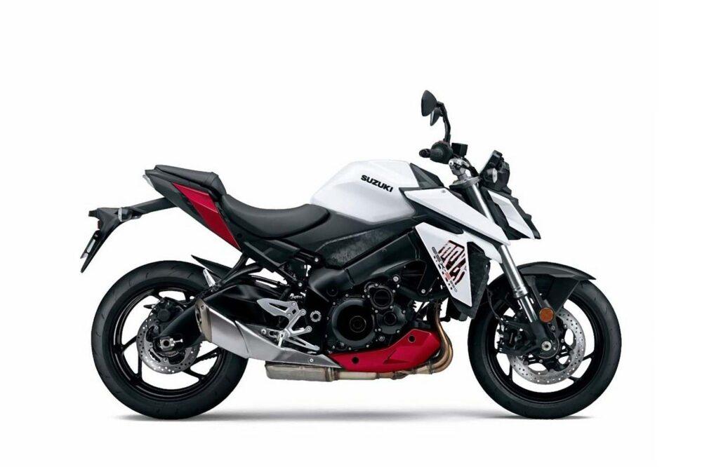 suzuki gsx-s950 branca lateral direita