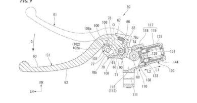 honda embreagem eletrônica patente