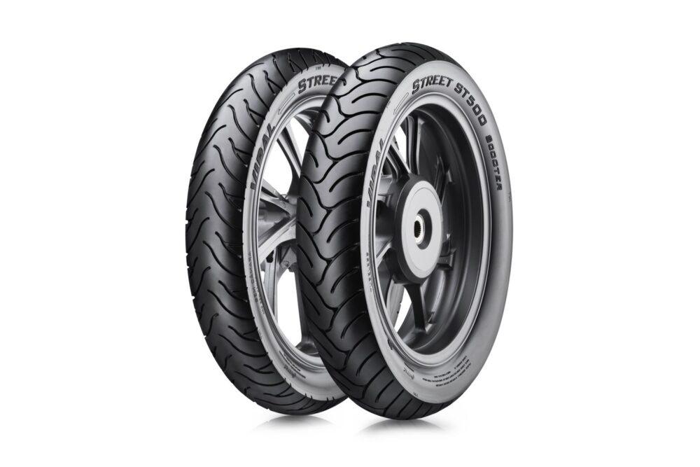 pneu scooters vipal st500