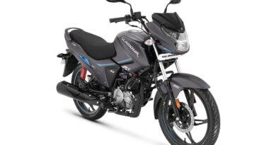 hero glamour xtec cinza moto 125cc