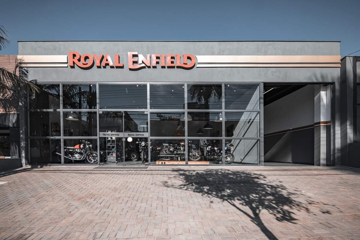 royal enfield londrina