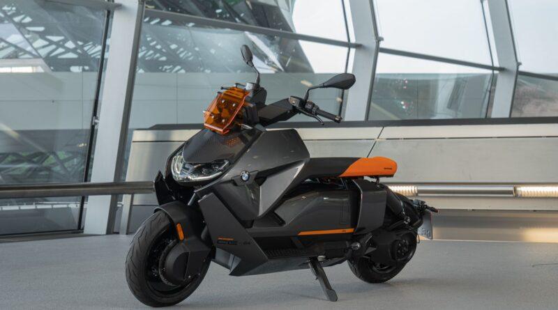 bmw ce 04 scooter elétrica