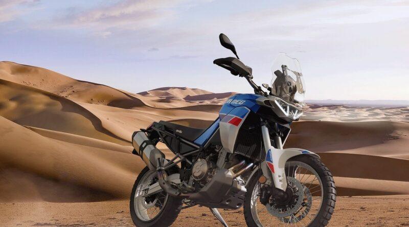 aprilia tuareg 660 paisagem
