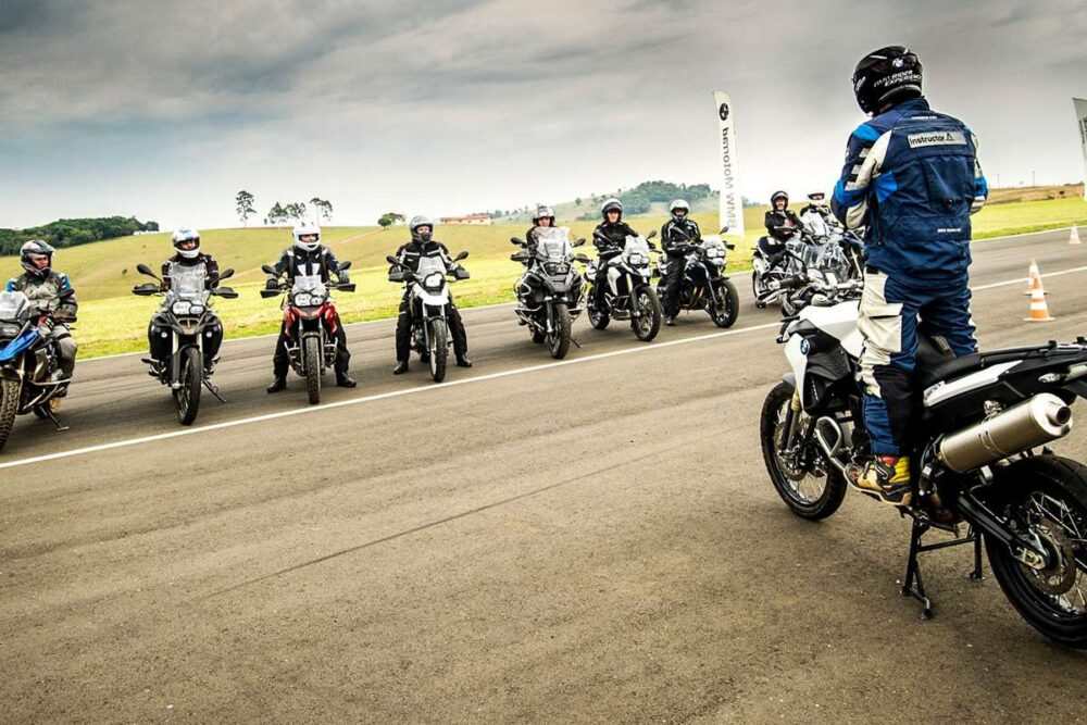 bmw rider experience agosto