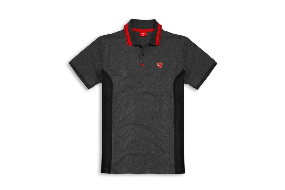 camiseta polo ducati d-attitude