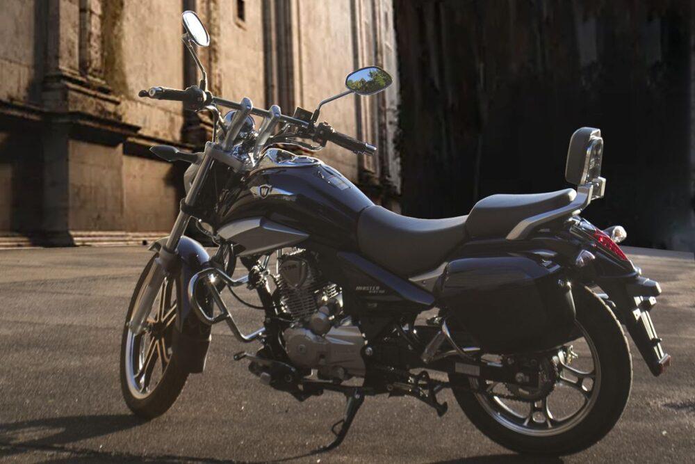 haojue master ride 150