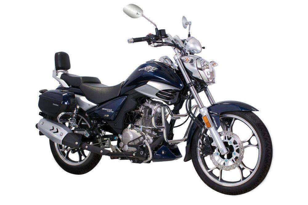 haojue master ride 150 frontal
