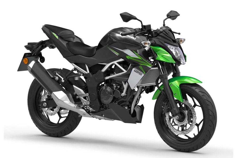 z125 2022 verde