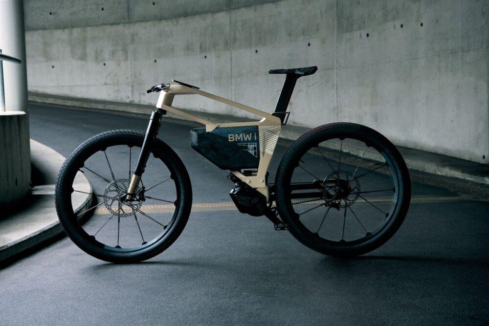 bmw bicicleta elétrica