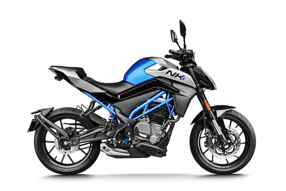 cfmoto 250nk 2022 abs azul