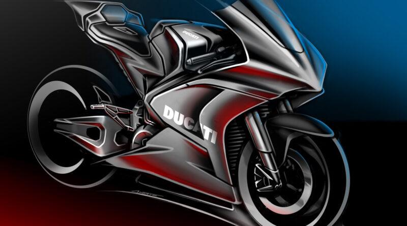 ducati motoe moto elétrica